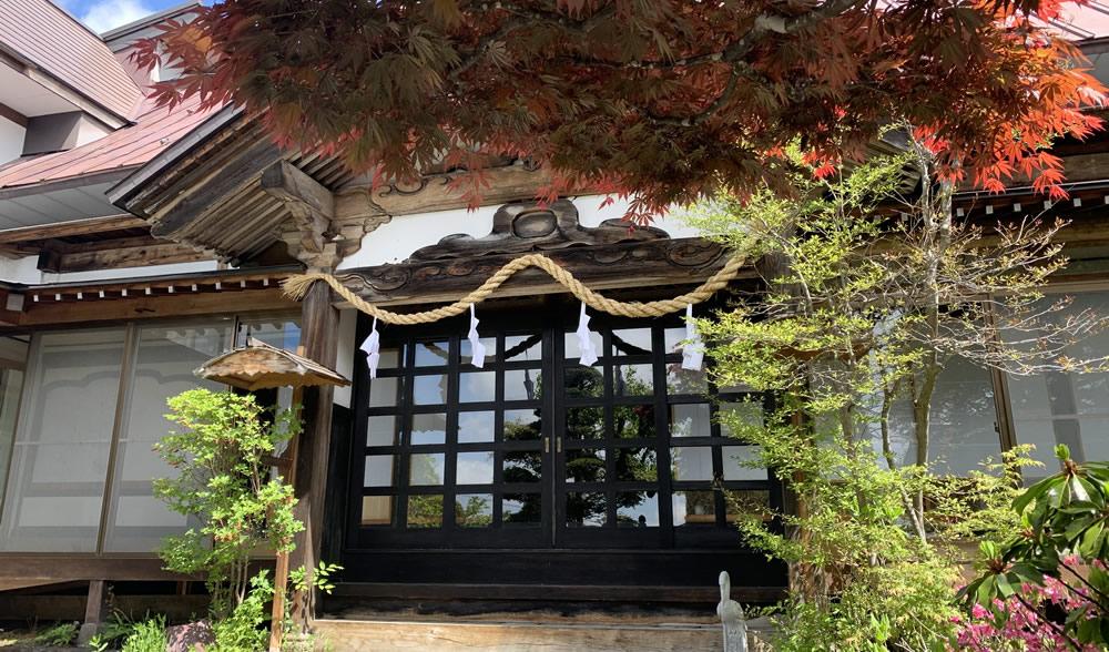 富岡旅館全景